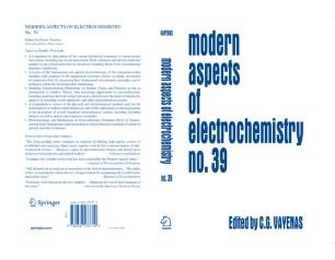 Interfacial Phenomena in Electrocatalysis (Modern Aspects of Electrochemistry)