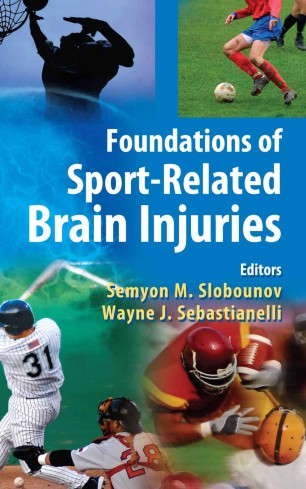 Books about concussions in sports