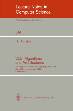 VLSI Algorithms and Architectures