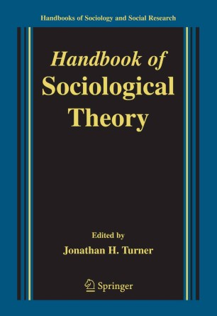 Handbook of the Sociology of Gender (Handbooks of Sociology and Social Research)