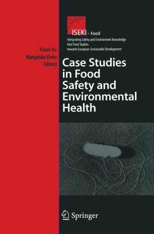Case Studies in Food Safety and Environmental Health :