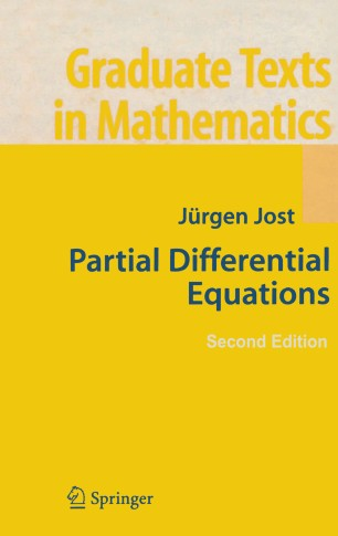 PARTIAL DIFFERENTIAL EQUATIONS - Home | Math
