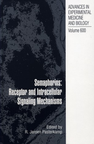 Semaphorins: Receptor and Intracellular Signaling Mechanisms