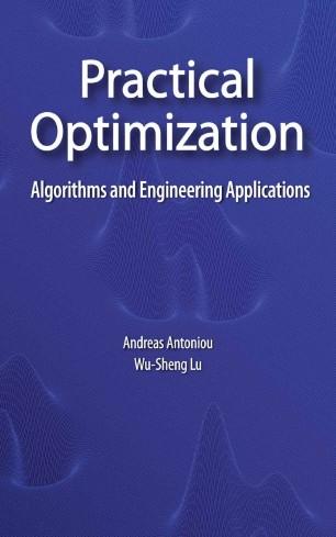 Practical Optimization | SpringerLink