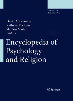 Encyclopedia of Psychology and Religion :