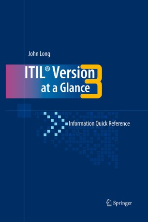 Itil® Version 3 at a Glance