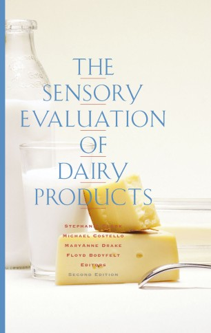The Sensory Evaluation Of Dairy Products Springerlink