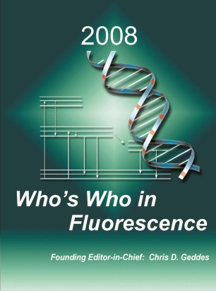 Who's Who in Fluorescence 2008