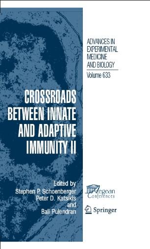 Crossroads between Innate and Adaptive Immunity II