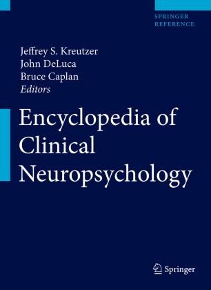 [Encyclopedia of Clinical Neuropsychology]