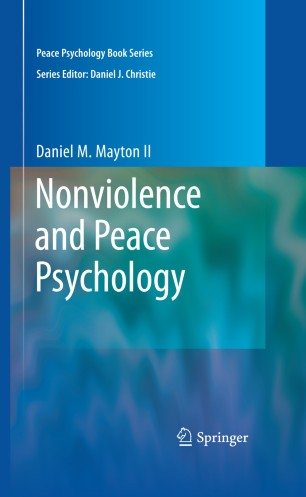 Perspectives on Nonviolence (Recent Research in Psychology)
