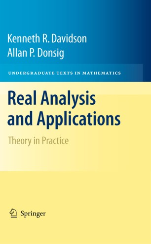 Real Analysis Book