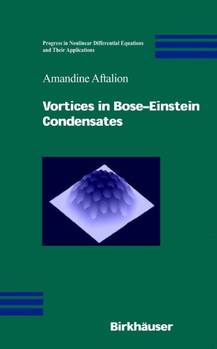 Vortices in Bose—Einstein Condensates