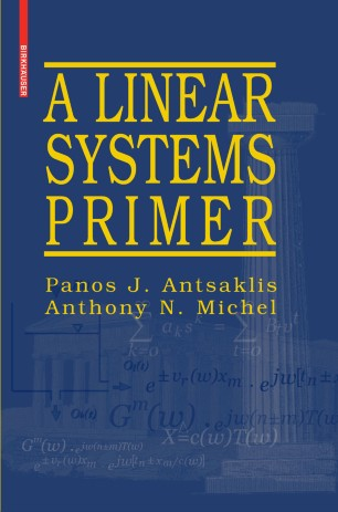 A Linear Systems Primer | SpringerLink