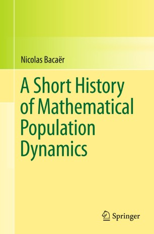 Mathematical Population Dynamics
