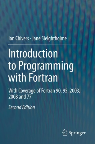 Introduction to Programming with Fortran | SpringerLink