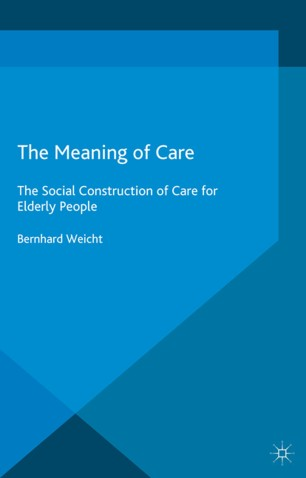 The Meaning of Care