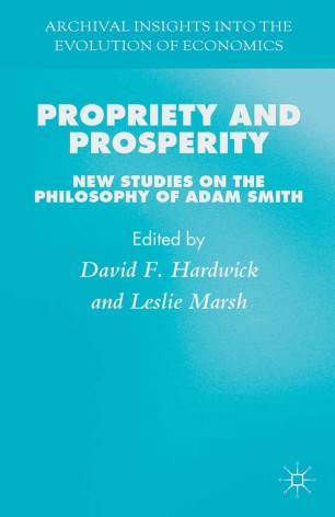Propriety and Prosperity