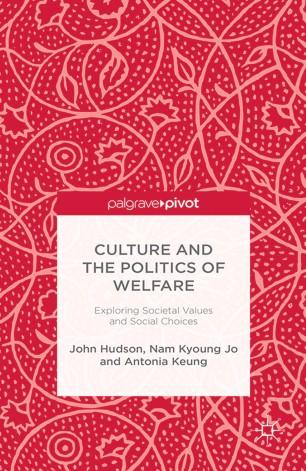 Culture and the Politics of Welfare: Exploring Societal Values and Social Choices