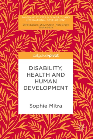 Disability, Health and Human Development :