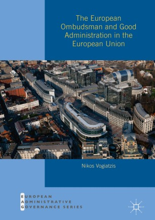 The European Ombudsman and Good Administration in the European Union