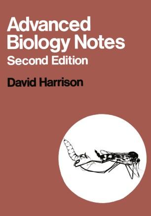 Advanced Biology Book
