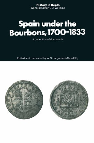 Spain under the Bourbons, 1700–1833