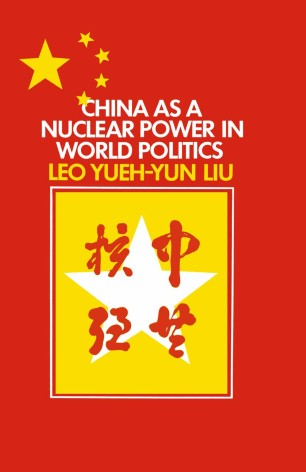 China As A Nuclear Power In World Politics Springerlink