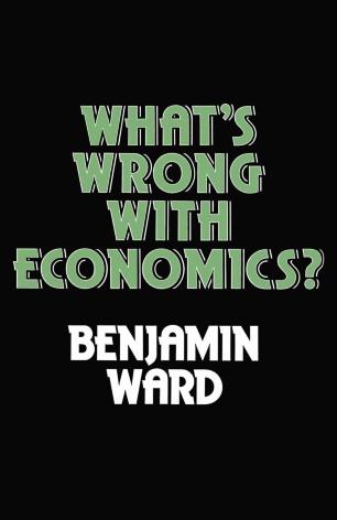 Economics needs context