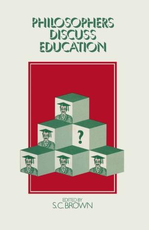 Philosophers Discuss Education