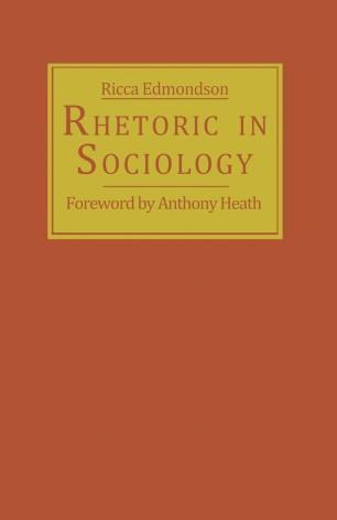 Rhetoric in Sociology
