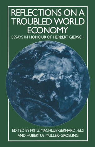Reflections on a Troubled World Economy | SpringerLink
