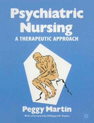 Psychiatric Nursing Springerlink