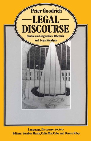 Literature and Legal Discourse: Equity and...