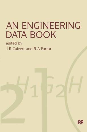 Calvert and farrar engineering data book