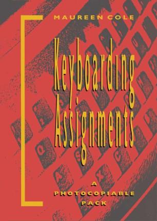 Keyboarding Assignments   SpringerLink