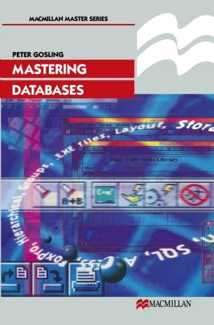 Mastering Databases