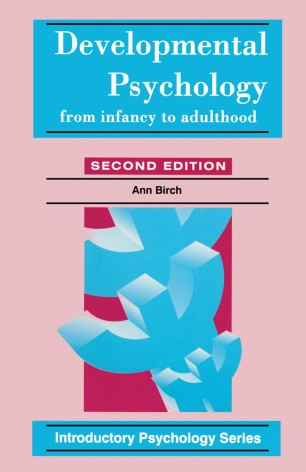 Developmental Psychology Book