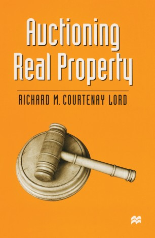 Auctioning Real Property :