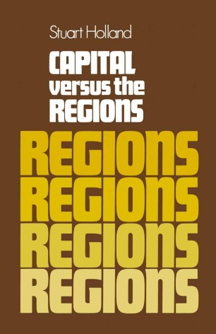 Capital Versus the Regions | SpringerLink