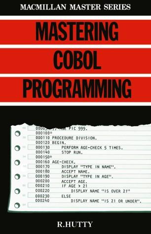 Cobol Programming Ebook