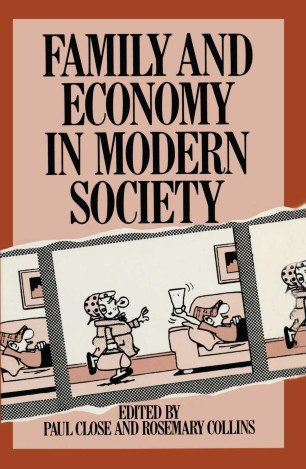 Family and Economy in Modern Society