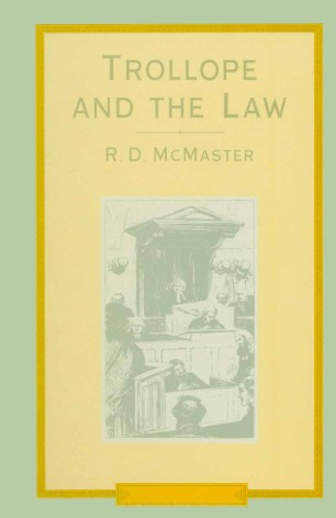 Trollope and the Law