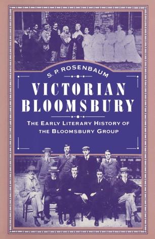 Victorian Bloomsbury Springerlink