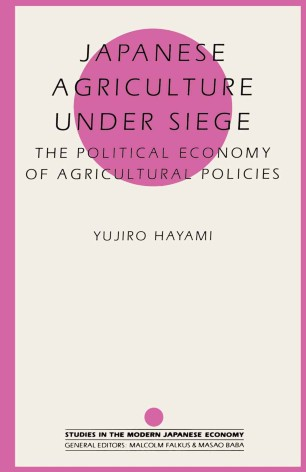 Japanese Agriculture under Siege