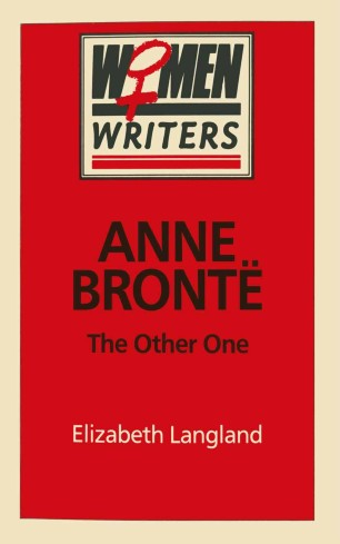 Anne Brontë : The Other One