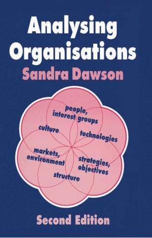 Analysing Organisations