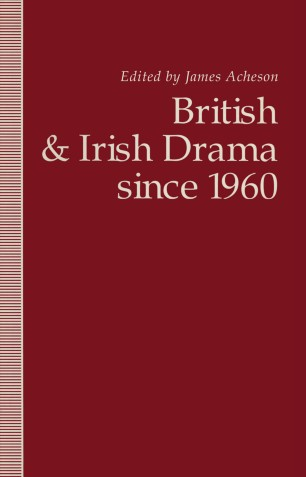 The British and Irish Novel Since 1960