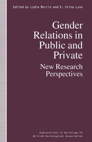 Gender Relations in Public and Private