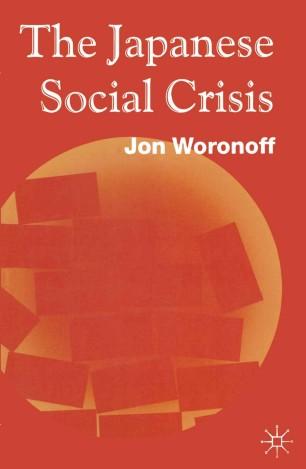 The Japanese Social Crisis